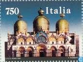 Timbres-poste - Italie [ITA] - Mark's Church