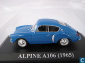 Model cars - Altaya - Alpine A106 Coupé