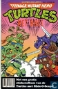 Comics - Teenage Mutant Ninja Turtles - Het duel