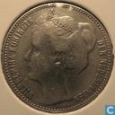 Monnaies - Pays-Bas - Pays Bas ½ gulden 1908