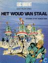 Comic Books - Luc Orient - Het woud van staal