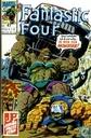 Comic Books - Fantastic  Four - naar een duistere toekomst