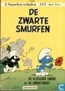 Comics - Schlümpfe, Die - De zwarte Smurfen + De vliegende Smurf + De Smurfendief