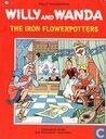 The iron flowerpotters