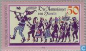 Postage Stamps - Germany, Federal Republic [DEU] - Pied Piper