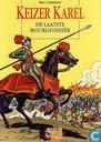 Bandes dessinées - Karel V - De laatste Bourgondiër
