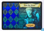 Cartes à collectionner - Harry Potter 4) Adventures at Hogwarts - Ron the Brave