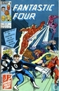 Comic Books - Fantastic  Four - vrede op aarde