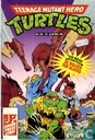 Bandes dessinées - Teenage Mutant Ninja Turtles - Van wolven en mensen