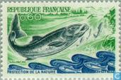 Timbres-poste - France [FRA] - Protection de la nature