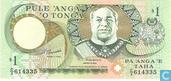 Tonga 1 Pa'anga
