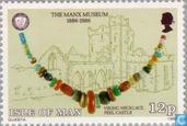 Postage Stamps - Man - Manx Museum 1886-1986