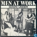 Disques vinyl et CD - Men at Work - Down Under