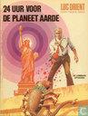 Bandes dessinées - Luc Orient - 24 uur voor de planeet aarde