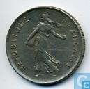 Monnaies - France - France 5 francs 1972