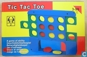 Tic Tac Toe - Boter Kaas en Eieren