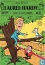 Comic Books - Laurel and Hardy - het verfbad