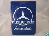 Emaille Bord : Mercedes Benz