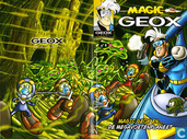 Bandes dessinées - Magic Geox - De Megavoetenplaneet