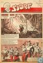 Bandes dessinées - Sjors van de Rebellenclub (tijdschrift) - 1958 nummer  38