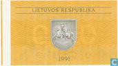 Billets de banque - Lietuvos Respublika - Lituanie 0,50 talonas