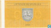 Banknoten  - Lietuvos Respublika - Litauen 0,50 Talonas