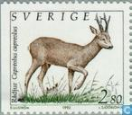 Timbres-poste - Suède [SWE] - Animaux sauvages