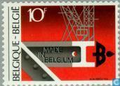 Postzegels - België [BEL] - Belgische exportproducten