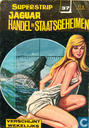 Strips - Jaguar [Super] - Handel in staatsgeheimen