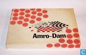 Jeux de société - Dam - Amro-Dam (voor 3 spelers)