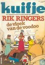 Comics - Rick Master - De vloek van de voodoo