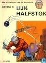 Bandes dessinées - Ombre, L' [Havank] - Lijk halfstok