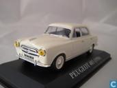 Modelauto's  - Altaya - Peugeot 403