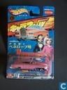 Voitures miniatures - Mattel Hotwheels - Lady Penelope's FAB 1