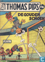 Bandes dessinées - Thomas Pips - De gouden schoen