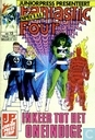 Comics - Fantastischen Vier, Die - inkeer tot het oneindige
