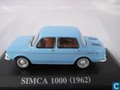 Modelauto's  - Altaya - Simca 1000