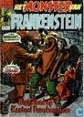 Strips - Frankenstein - De laatste der Frankensteins!