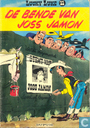 Strips - Lucky Luke - De bende van Joss Jamon