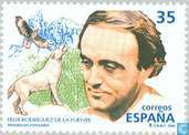 Postage Stamps - Spain [ESP] - Famous People