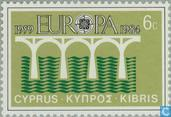 Postage Stamps - Cyprus [CYP] - Europe – Bridge