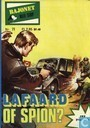 Comics - Bajonet - Lafaard of spion?