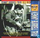 Platen en CD's - Burrell, Kenny - All night long