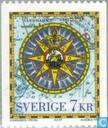 Postzegels - Zweden [SWE] - Int. conferentie over Cartografie