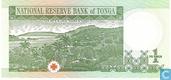 Bankbiljetten - National Reserve Bank of Tonga - Tonga 1 Pa'anga