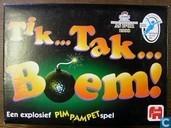 Board games - Tik Tak Boem - Tik Tak Boem