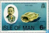 Postage Stamps - Man - Natural History Society 1879-1979