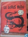 Comic Books - Tintin - Le Lotus Bleu