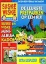 Comics - Barnabeer - Suske en Wiske weekblad 16