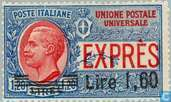Postage Stamps - Italy [ITA] - Express
